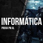 Gabarito Extraoficial PM AL 2018 - Comentários de Informática