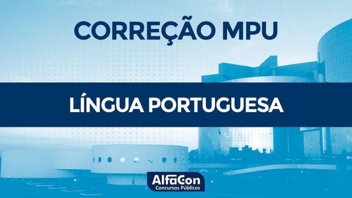 Gabarito Extraoficial MPU 2018 - Comentários de Português