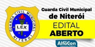 Concurso Guarda de Niterói-RJ