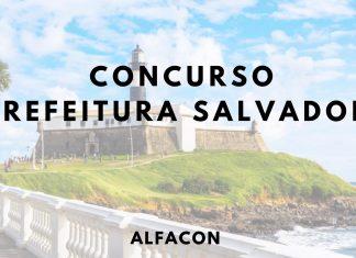 Concurso Prefeitura de Salvador BA