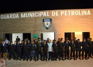 Concurso Guarda Municipal de Petrolina