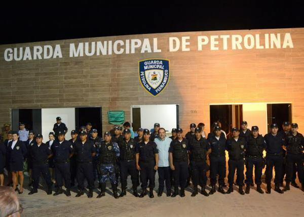 Concurso Guarda Municipal de Petrolina