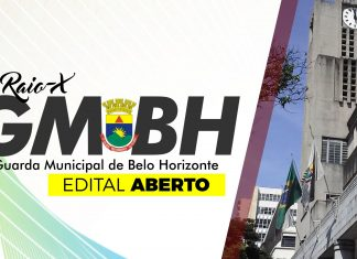 Concurso Guarda Municipal BH