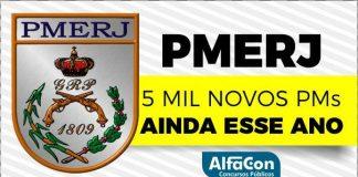 Concurso PM RJ