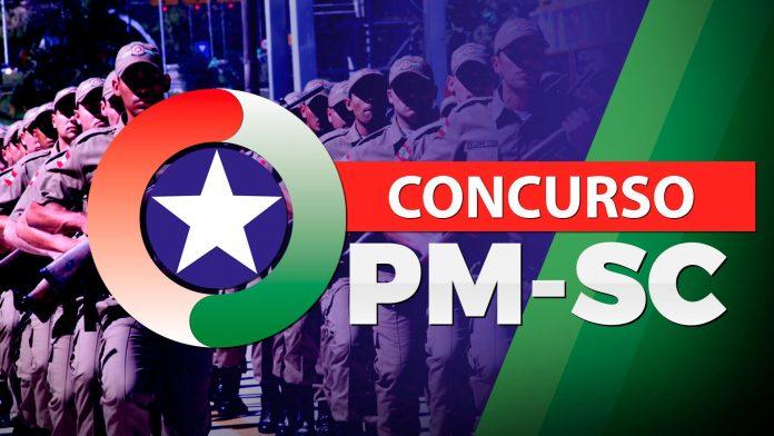 Logotipo Concurso PM SC