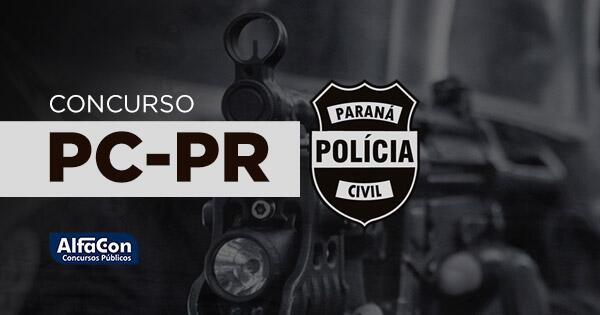 Concurso Pc Pr Novo Edital Aberto 2020 Blog Alfacon