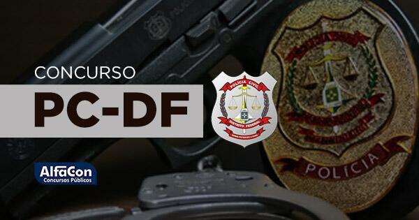 Concurso Agente Policia Civil Distrito Federal