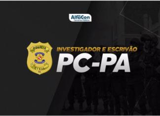 O novo concurso PC PA (Polícia Civil do Pará) contará com oportunidades para os cargos de investigador, escrivão, papiloscopista e delegado, todos com exigência de nível superior e iniciais de até R$ 12 mil
