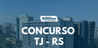 CONCURSO TJ - RS