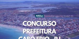 CONCURSO PREFEITURA DE CABO FRIO