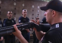 GTTA promove treinamento para a Guarda Municipal de Cascavel