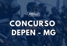 Concurso Depen-MG