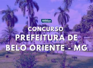 Concurso de Belo Oriente MG: