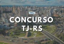 Concurso TJ-RS 2020