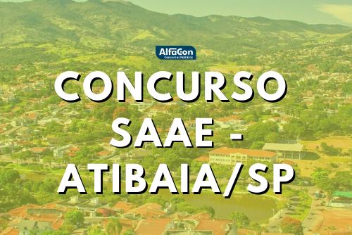 Concurso SAAE Atibaia 2020