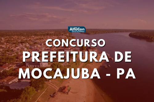 Concurso Prefeitura de Mocajuba PA