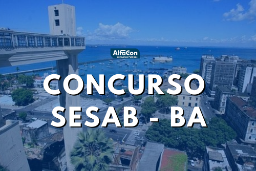 CONCURSO SESAB