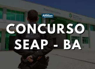 Concurso seap ba
