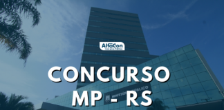 Concurso MP RS: edital para 381 vagas até o início do ano