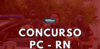 O concurso PC RN (Polícia Civil do Rio Grande do Norte) contará com 301 oportunidades para as carreiras de delegado, escrivão e agente, com iniciais de até R$ 15,2 mil