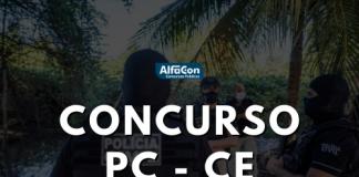Um novo concurso PC CE (Polícia Civil do Ceará) foi autorizado em 2019, para 1.496 oportunidades para as carreiras de delegado, escrivão e inspetor