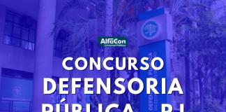 O novo concurso DPE RJ (Defensoria Pública do Estado do Rio de Janeiro) será para o cargo de defensor, de nível superior, com inicial de R$ 25,6 mil