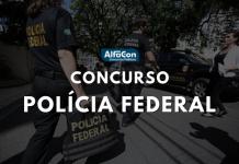 Concurso PF (Polícia Federal) segue com previsão de ter edital publicado até dezembro, com oportunidades na área policial. Até R$ 22,6 mil