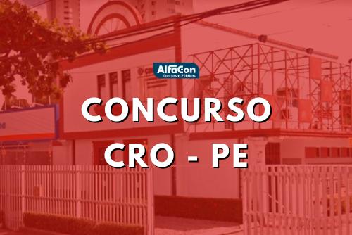 As chances do concurso CRO PE (Conselho Regional de Odontologia de Pernambuco) são imediatas e para cadastro reserva, para candidatos de níveis médio e superior