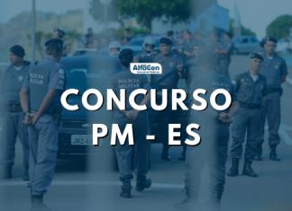O novo concurso PM ES (Polícia Militar do Espírito Santo) é destinado a formação de cadastro reserva de temporários de nível superior. Salário de R$ 4,5 mil