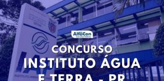 As chances do novo concurso IAT PR (Instituto Água e Terra) são para candidatos de níveis técnico e superior. Salários de até R$ 3,5 mil