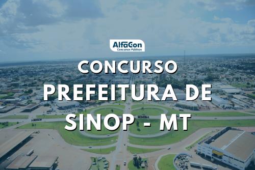 Com salários acima de R$ 11,3 mil, oportunidades no concurso Prefeitura de Sinop estão distribuídas entre cargos de todas as escolaridades. Saiba como participar