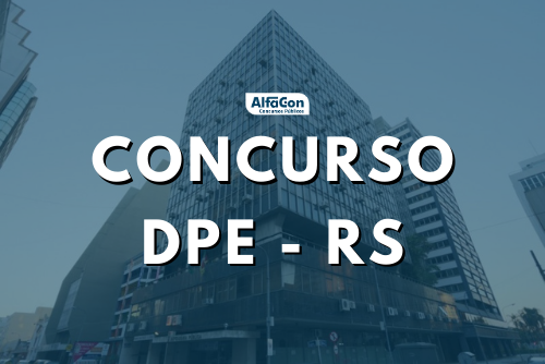 O novo concurso DPE RS (Defensoria Pública do Estado do Rio Grande do Sul) já tem comissão formada. Oferta de 33 vagas e inicial de R$ 22 mil