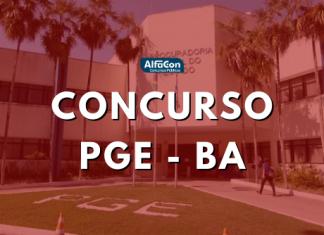 O novo concurso PGE BA (Procuradoria Geral do Estado da Bahia) é destinado a candidatos que tenham nível superior em Direito. Remuneração de R$ 4,2 mil