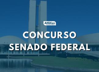 Concurso Senado Federal, para o preenchimento de 40 vagas, teve seus preparativos suspenso em decorrência de pandemia e questões orçamentárias, mas segue em pauta