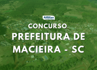 Há chances no concurso Prefeitura de Macieira para auxiliar de serviços gerais, auxiliar educacional e professor. Veja como participar