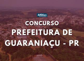 Edital do concurso Prefeitura de Guaraniaçu disponibiliza 60 vagas para contratação imediata. Veja o passo a passo de como participar