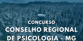 Concurso CRP MG (Conselho Regional de Psicologia de Minas Gerais) terá oportunidades para níveis médio e superior, até R$ 6,1 mil