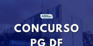 O novo concurso PGDG (Procuradoria Geral do Distrito Federal) será para o cargo de procurador, que pede formação superior, com inicial de R$ 22,5 mil