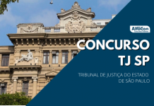 Concurso TJ SP (Tribunal de Justiça de São Paulo) é destinado para quem possui apenas o ensino médio, com remuneração inicial de R$ 6,3 mil