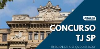 Novo concurso TJ SP (Tribunal de Justiça de São Paulo) será para o cargo de escrevente técnico judiciário na capital e outras cidades. Ensino médio e inicial de R$ 6,3 mil