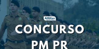 Com data da prova marcada, os concurseiros devem intensificar os estudos para o concurso PM PR e disputar uma das 2.400 vagas
