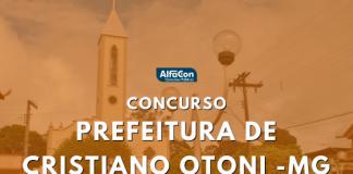 As chances do concurso Prefeitura de Cristiano Otoni são para vários cargos, de todos os níveis escolares. Salários chegam a R$ 3,1 mil