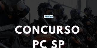 Embora o novo concurso PC SP (Polícia Civil do Estado de São Paulo) já esteja autorizado, para 2.939 vagas, carência para cargos contemplados supera o dobro das vagas oferecidas