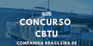 Ainda sem previsão de novo concurso CBTU (Companhia Brasileira de Trens Urbanos) quadro de pessoal do órgão é oficializado
