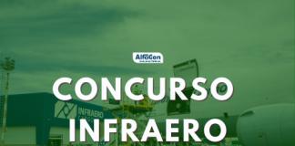 Ainda sem previsão de novo concurso Infraero (Empresa Brasileira de Infraestrutura Aeroportuária), órgão tem quadro de pessoal definido