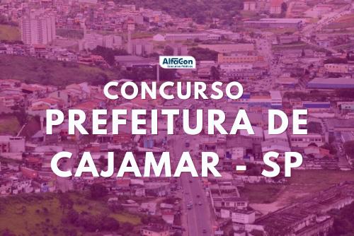 O edital do concurso da Prefeitura de Cajamar visa a formação de cadastro reserva de docentes. Podem concorrer candidatos de nível superior