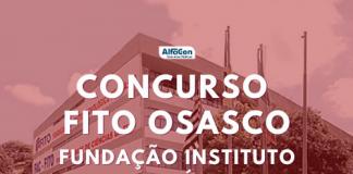 O edital do concurso FITO Osasco (Fundação Instituto Tecnológico de Osasco) conta com oportunidades nas áreas da saúde e educação, para níveis técnico e superior