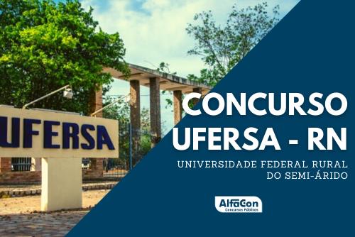 As chances do concurso Ufersa RN são para candidatos de nível superior. Salários iniciais oferecidos chegam a R$ 6,2 mil