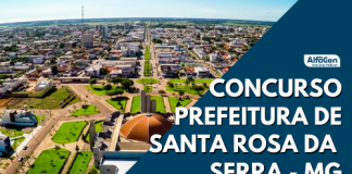 SANTA ROSA DA SERRA
