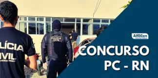Publicado nesta quarta-feira (25), edital do concurso PC RN (Polícia Civil do Rio Grande do Norte) conta com 301 vagas distribuídas entre as carreiras de agente, escrivão e delegado